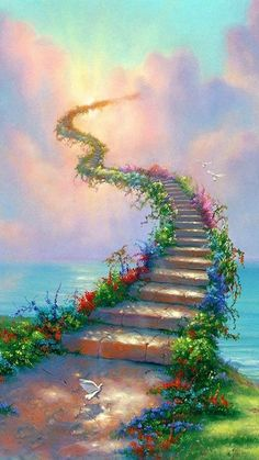 Image Result For Stairs Dreams Spiritually