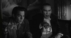 Ed Wood -- You must be double-jointed...and you must be...Hungarian!
