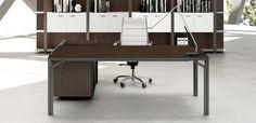 Offcity X8 Executive Office Desk | OfficeFurnitureItaly