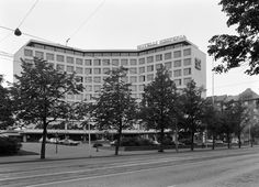 Mannerheimintie 48-50, Hotelli Hesperia. | Hakutulokset | Finna - Helsingin kaupunginmuseo