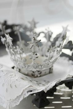 CROWN for tonight and Tuesday,  pin to match.  Sorry I was so late :(