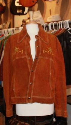 Vintage Pypsa Men's Leather Jacket, size XL, available at our eBay store! $45