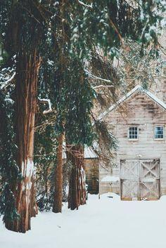 28 Ideas photography winter house for 2019 Winter Szenen, Winter Love, Winter Magic, Winter Christmas, Christmas Time, Woodland Christmas, Winter Travel, Winter Holidays, Happy Holidays