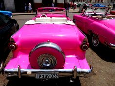 Cuba Havana old American Car..Re-pin brought to you by agents of #Carinsurance at #Houseofinsurance in Eugene, Oregon