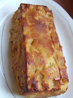 Recette Gateau moelleux aux pommes, amande et citron (SANS GLUTEN) par A boire et à manger