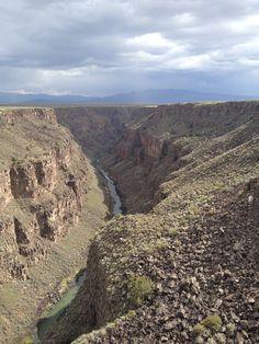 Rio Gorge Bridge, Taos NM
