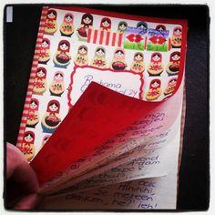 Briefboekje