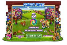 Groovy Hills: Starter Packs tempo stimato per la lettura di questo articolo 1 minuti  Disponibili come al solito nel Market3 Starter Packs nella Groovy Hills!Sono Packscomposti da differenti quantitativi di aiuti direttamente proporzionali al costo.  Flower Starter Pack a25 FV Cash  100 Groovy Points  2 Tree Stump  2 Fodder Straw  2 Dyed Fabric  4 Hippie Hatchet  4 Hippie Hammer  1 Daisy Burst Tree    Peaceful Starter Pack 45 FV Cash  200 Groovy Points  3 Tree Stump  3 Fodder Straw  3 Dyed…