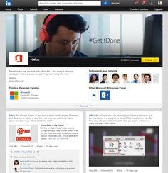 Linkedin Launched Showcase Pages | WeRSM | We Are Social Media