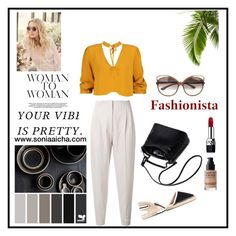 Woman to Woman by soniaaicha on Polyvore featuring polyvore, fashion, style, STELLA McCARTNEY, Boohoo, MaxMara, Soludos, Sonia Rykiel, Christian Dior, MAKE UP FOR EVER, Jimmy Choo and clothing