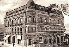 Torreón, Edificio Monte Piedad ca1909.  Torreón, Coahuila, México