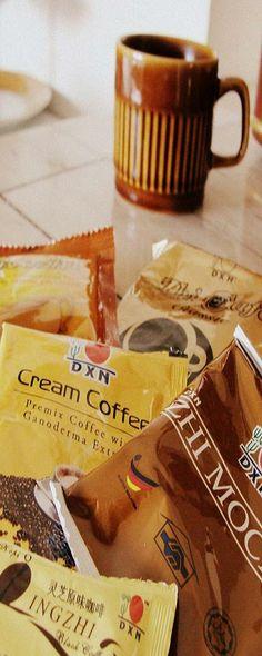 DXN - ganodermacoffee