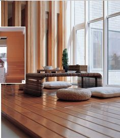 tatami for tea Japanese Bed, Zen Room, Room Paint, Better Homes, Living Room Interior, Living Spaces, Home And Garden, Interior Design, House