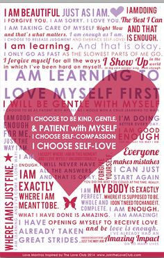 Wise words from Christine Arylo Love Is Not Enough, I Am Enough, I Forgive You, Start Where You Are, Love Posters, I Am Sorry, I Am Beautiful, Negative Self Talk, Choose Love