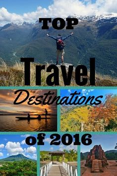 This year we decided to ask some of the most well-traveled authorities we know– veteran bloggers who specialize in adventure travel, ecotourism, cultural travel and family travel– to get their expert opinions on the best destinations for nature-lovers to travel in 2016. A whopping 35 of them responded, giving us this epic 5700-word guide to some of the coolest places on the planet...