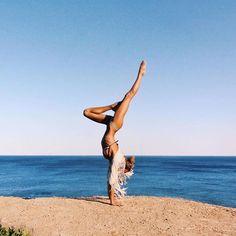 ∙∘✼ create your own calm ✼∘∙ via. @sjanaelise #yoga #motivationalmonday