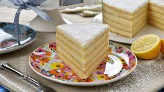 Tort Alba ca zapada, un desert al copilariei Cake Recipes, Dessert Recipes, Food Cakes, Waffles, Goodies, Cheese, Baking, Breakfast, Ethnic Recipes