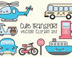Premium Vector Clipart Kawaii Beauty by LookLookPrettyPaper