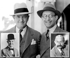 #LaurelAndHardy co star James Finlayson was born in Larbert, Scotland on this day in 1887.