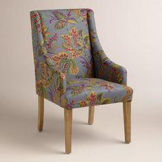 One of my favorite discoveries at WorldMarket.com: Sahara Bloom Jayda Dining Chair