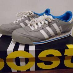 Adidas Orion 2 Size 11 S sz Blue White Grey Originals Shoes  1db8163a688e