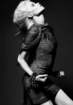 Numéro, Issue 123, May 2011   Abbey Lee Kershaw   Tom Munro