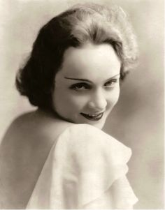 Irving Chidnoff     Marlene Dietrich, New York City     1930