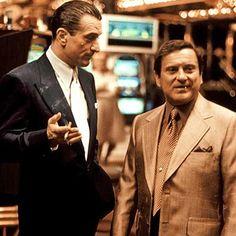 Movies: Robert De Niro Joe Pesci will reunite to celebrate Casino at Spike TV's Guys Choice