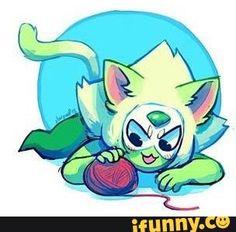Kitty Peridot