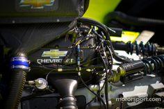 Chevrolet engine for Tony Kanaan, KV Racing Technology Chevrolet