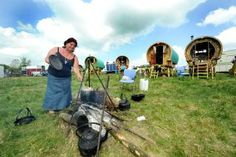The 2013 annual Appleby Horse Fair – made famous as a focal point for the social calendar of Gypsies and travelers is underway in Cumbria.