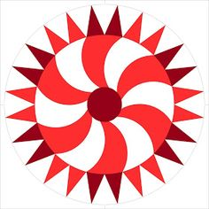 Rising Sun March 17, 1933-The Rising Sun quilt block originated in 1778 according to Nancy Cabot who published it in her column. She sa...
