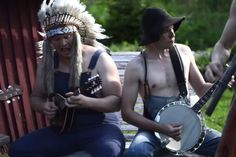 Finnish Band Steve 'n' Seagulls Cover Iron Maiden Classic
