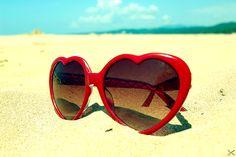 Red Sunglasses    by DreamsComeTrue