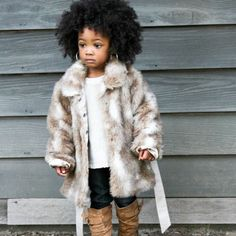 The adorable Leah Jeffries  (Lola) on Empire.