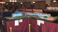 N Scale Model Trains T-Trak Layout