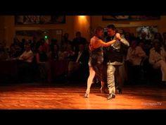 Ricardo Calvo y Sandra Messina, Color Tango, 3, Salón Canning - Milonga ...