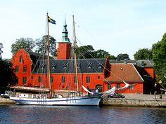 Halmstad, Halland, Sweden.