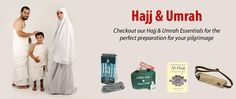 Hajj & Ummrah Essentials are Available at Islamic Impressions UK.Now you can Buy Hajj & Ummrah Products Online as well as from our stores located at different places  in UK like Harrow, birmingham, Leyton, Ilfords, and Green Street.  Read More Details Visit at   http://islamicimpressions.co.uk/