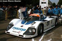 201 - Mazda 767 #001 - Mazdaspeed Co Ltd. Le Mans 24 Hours 1988