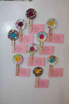Cute way to memorize scriptures!