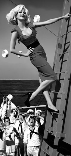 Guess By Marciano Ad Campaign