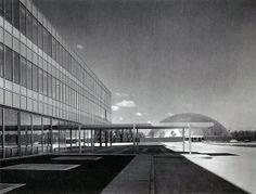 CaViCa Proyectos de Arquitectura: Laboratorios de Investigación de la General Motors