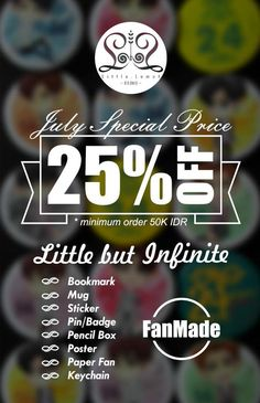 MID YEAR 2015 - Offer 25%