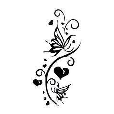5 stuks waterdichte tijdelijke tattoo (12,5 cm * 6,5 cm) – EUR € 4.12