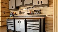 Urządzamy garaż – jakie meble wybrać?