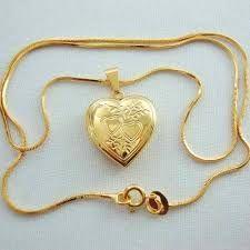 Resultado de imagem para correntes de ouro lindas