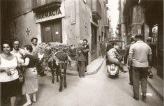 Barcelona 60s C/Escudellers