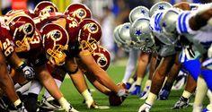 Dallas Cowboys vs Washington Redskins Live Stream