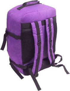 Cabin Max 0.6Kg Purple Backpack 44Ltr 55x40x20cm